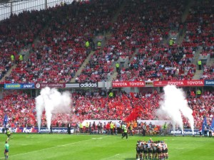 thomond park pzazz